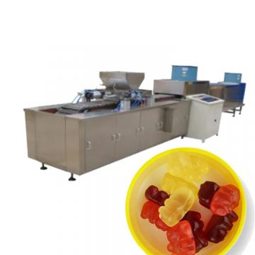 Mini Small Lab Confectionery Hard Soft Jelly Lollipop Gummy Candy Depositor Making Machine