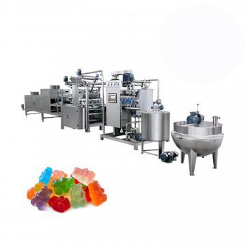 jelly candy gummy depositing line