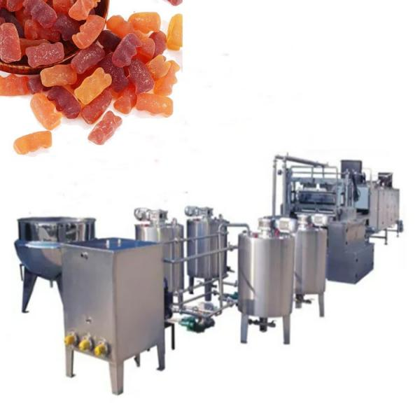 Dzb Automatic Gummy Candy Packing Machine