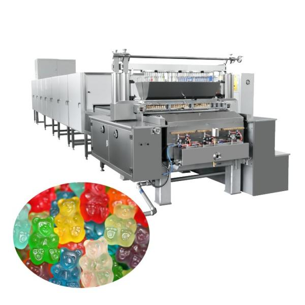 Stainless Steel Automatic Gummy Candy Making Machine for Gummy Bears