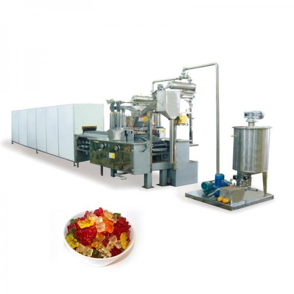 High Speed Automatic Small Jelly Candy Packing Machine