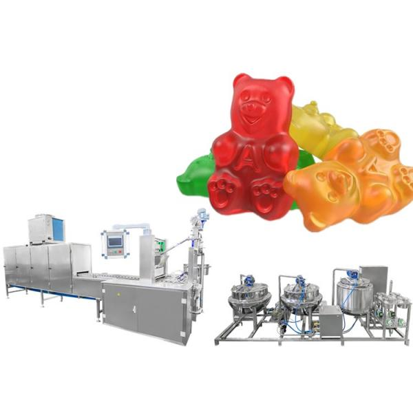 Silicone Mold 3D Fondant 53 Cavity Silicone Gummy Bear Chocolate Mold Candy Maker Ice Tray Jelly Moulds 3D Ice Cube Mold