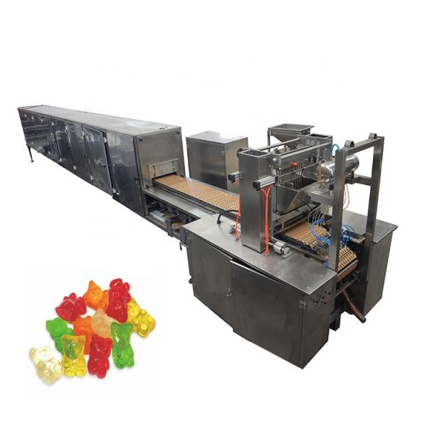 Electric gummy bear soft candy s' mores maker