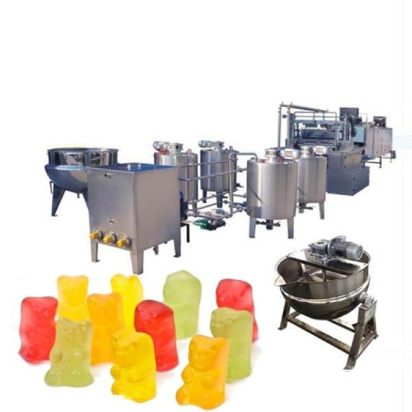 High Capacity Automatic Soft Candy Counting Packing Machine for Fluffy Candy Gummy Candy Packing Machine Back Deal
